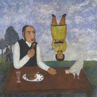 juif et poulet by andrei karpov