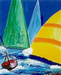 la barque by françois d' arguin