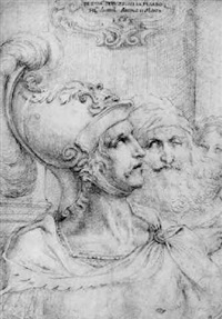 the three ages of man by domenico peruzzini