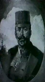 feldmarschall erzherzog eugen (1863-1954) im jahre 1915 als general der kavallerie und kommandant der sudwestfront by rudolf august hoeger