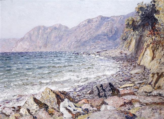 southern coastline by nikolai nikanorovich dubovskoy