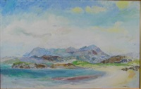 mellin udrigle, wester ross by william armour