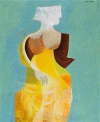 woman by jean david