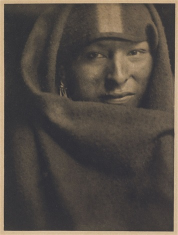 the red man by gertrude kasebier