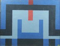 letter m by vasile dobrian