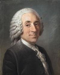portrait de jean-baptiste-françois durey de bourneville-mesnières by franz bernhard frey