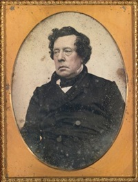matthew c. perry (1/2 pl.) by alexander beckers and victor piard