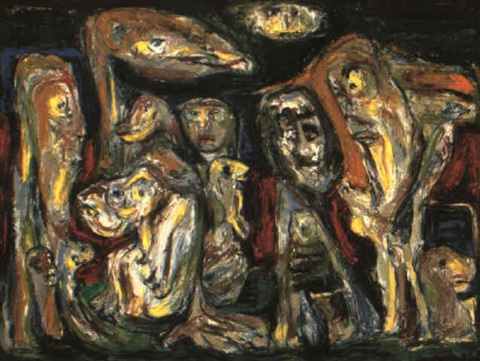 emigranterne the emigrants by asger jorn