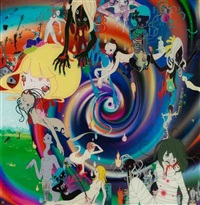 swirling zombies by chiho aoshima
