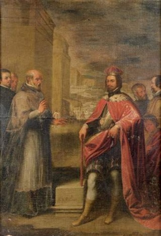 saint ferdinand patron de séville by juan de valdés leal