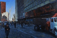 ground zero, new york by hector mcdonnell