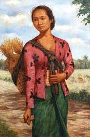 indonesian women by omar yahya