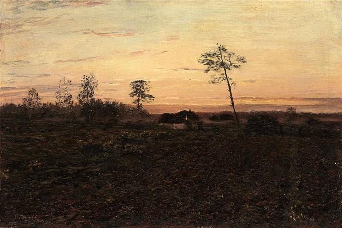 evening by nikolai nikanorovich dubovskoy