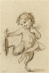 the infant pan by lady diana beauclerk
