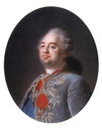 portrait de louis xvi by joseph boze