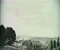 aix-en-provence by joseph-marius avy