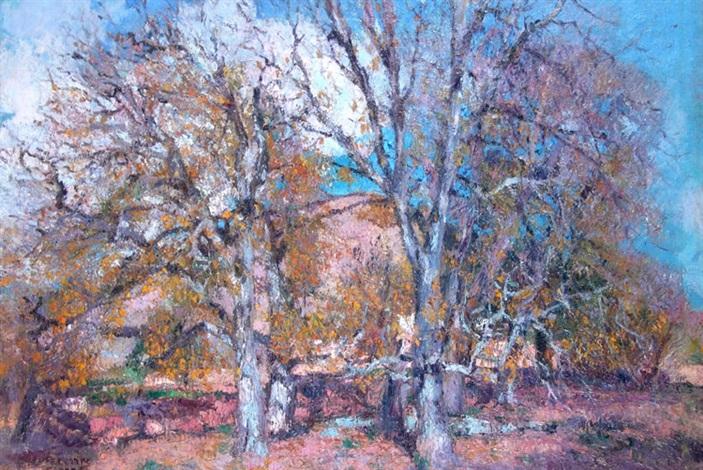 sinfonia de otoño by fernando fader