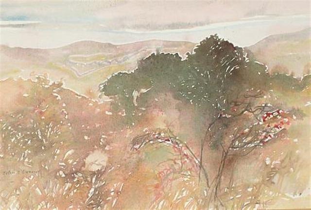 craigmore hill kirkcudbrightshire scotland by john scorror oconnor