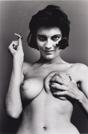 arielle iv monte carlo by helmut newton