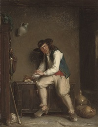 the miser by theodore bernard de heuvel