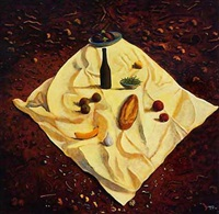 ground still life by david keeling