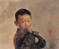 little boy by liu wen
