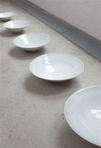 graduated set of five bowls by rupert spira