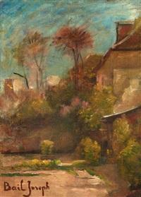 le jardin by joseph bail