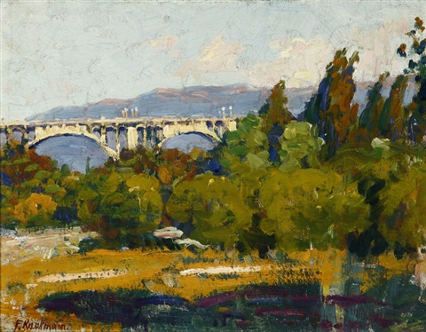 bridge pasadena california by ferdinand kaufmann