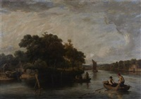 a view on the yare by james stark