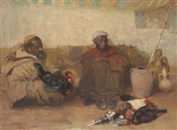 two men of tangiers by robert lea maccameron