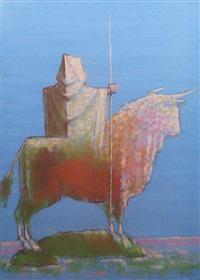 bull man by ion iancut