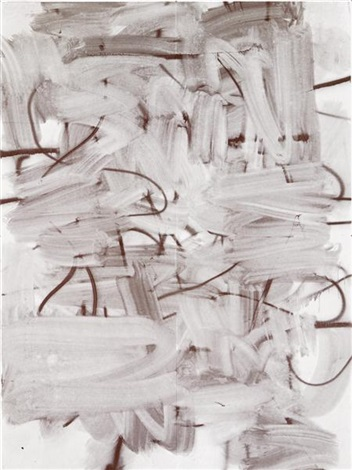 untitled (p 492) by christopher wool