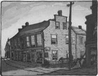 old ontario village by leonard hutchinson
