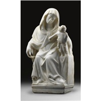 madonna and child by italian school-lombardy (15)