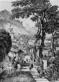 views of cintra by william h. burnett