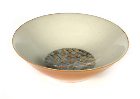 bowl by gwyn hansen piggott