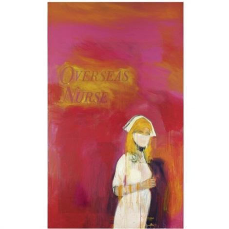 overseas nurse by richard prince