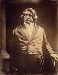 chief justice lemuel shaw (from daguerreotype) by southworth & hawes