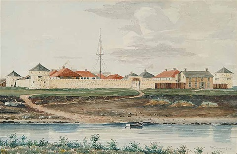 untitled upper fort garry by wallace cotman eade