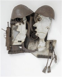 os capacetes by gonçalo mabunda