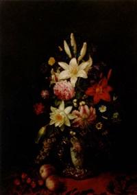 blomsterstilleben by sophie adlersparre