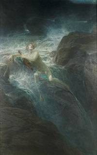 orpheus in the underworld by nils asplund