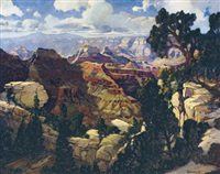 grand canyon by carl hoerman