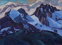 coast range, haines, alaska by dominik modlinski