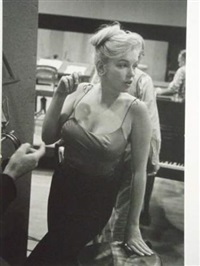 marilyn dans le milliardaire by john bryson