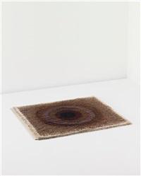 usva (mist) rug (handwoven by siiri karhu) by uhra-beata simberg-ehrström