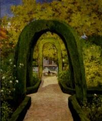 jardín by alexandre alonso-rochi