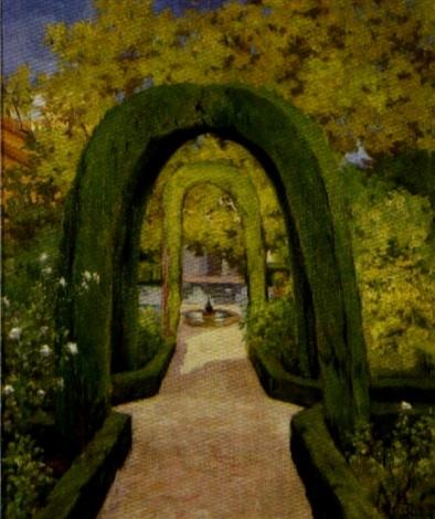 jardín by alexandre alonso rochi