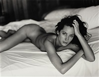 christy turlington, panoramic view hotel, montauk by sante d'orazio